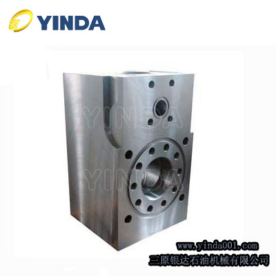 Fluid end module/Hydraulic Cylinder